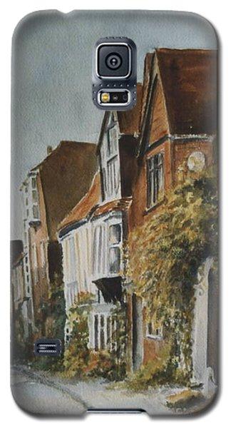 A Lane In Rye, East Sussex Galaxy S5 Case