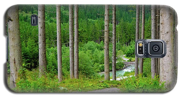 A Path To The River Galaxy S5 Case