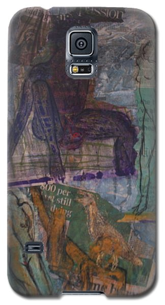 A Pawn On Life's Board Galaxy S5 Case