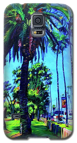 A Place Of Calm Galaxy S5 Case