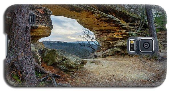 A Portal Through Time Galaxy S5 Case