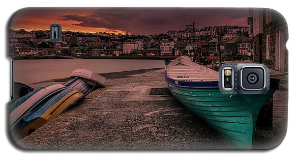 A Quiet Moment - Cornwall Galaxy S5 Case