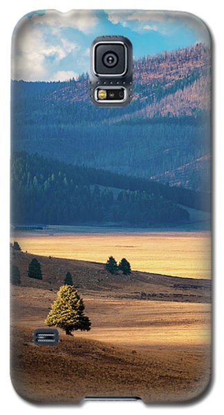 A Slice Of Caldera Galaxy S5 Case