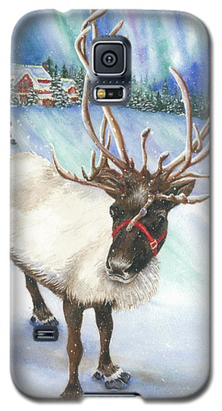 A Winter's Walk Galaxy S5 Case