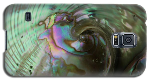 Abalone_shell_9903 Galaxy S5 Case
