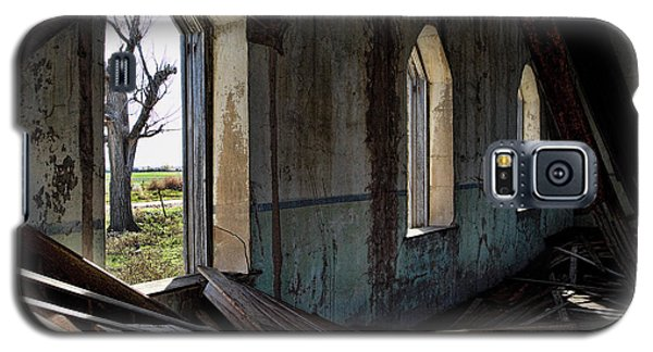 Abandoned Church #2 Galaxy S5 Case