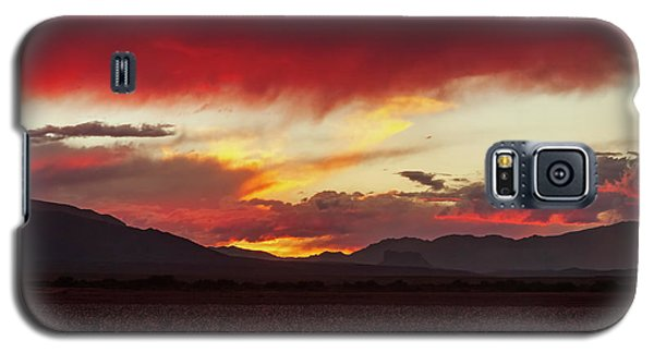 Ablaze Galaxy S5 Case