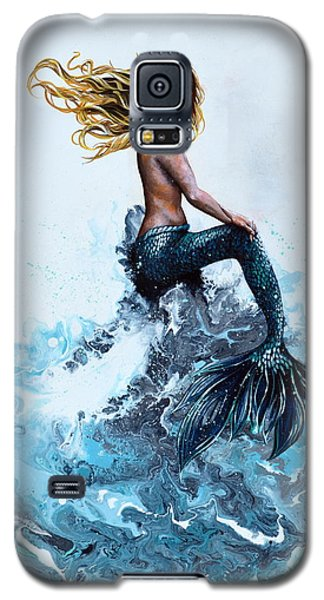 Above A Stormy Sea Galaxy S5 Case
