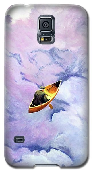 Above The Clouds Galaxy S5 Case