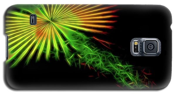 Abstract 47 Galaxy S5 Case