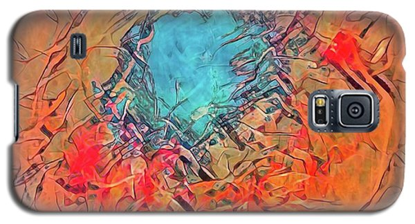 Abstract 49 Galaxy S5 Case