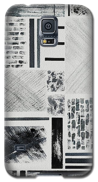 Abstract Collage Galaxy S5 Case