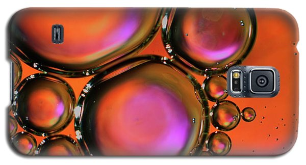 Abstract Droplets Galaxy S5 Case