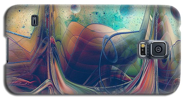 Turbulence Galaxy S5 Case