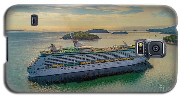 Adventure Of The Seas, Bar Harbor  Galaxy S5 Case