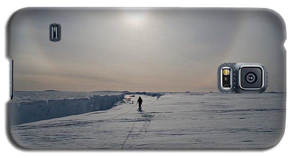 Icy Galaxy S5 Case - Adventures In Antarctica. Exploring The by Antantarctic