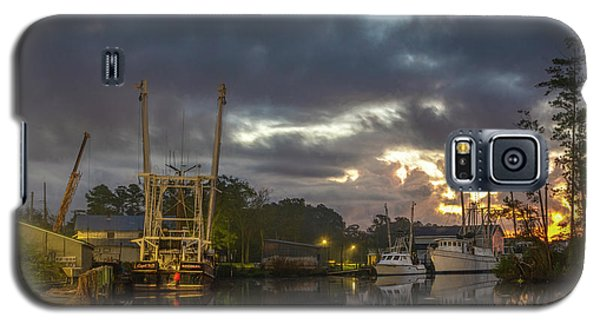 After The Storm Sunrise Galaxy S5 Case