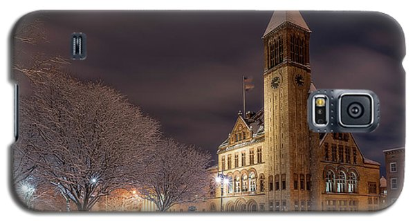 Albany City Hall Galaxy S5 Case