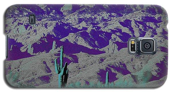 Alien Colors On Mount Lemmon Galaxy S5 Case