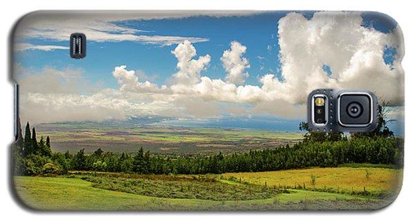 Alii Kula Lavender Farm Galaxy S5 Case