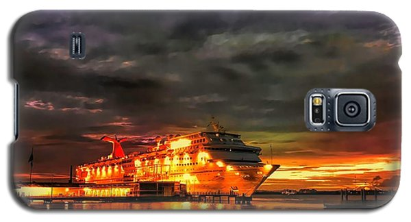 All Aboard Galaxy S5 Case
