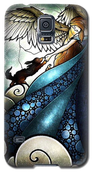 All Dogs Do Go To Heaven Galaxy S5 Case
