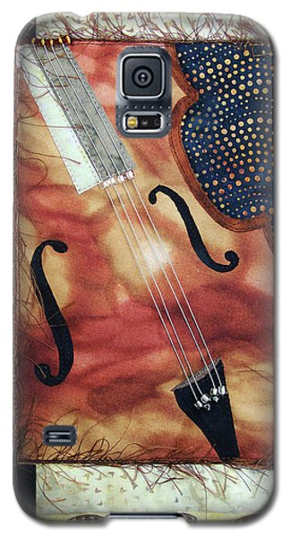 All That Jazz Bass Galaxy S5 Case
