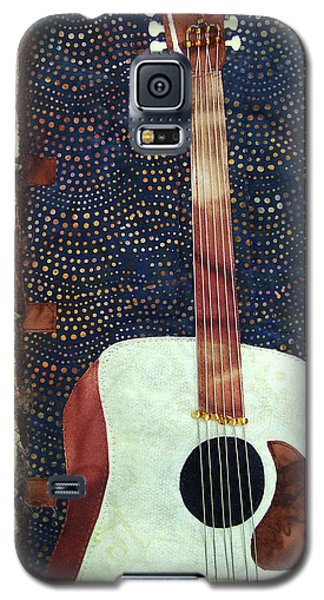 All That Jazz Guitar Galaxy S5 Case