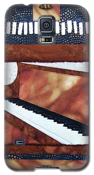 All That Jazz Piano Galaxy S5 Case