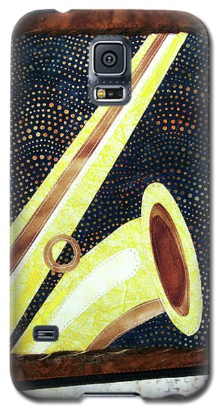 All That Jazz Saxophone Galaxy S5 Case