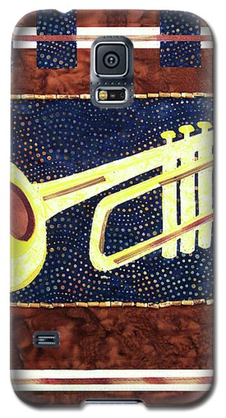 All That Jazz Trumpet Galaxy S5 Case