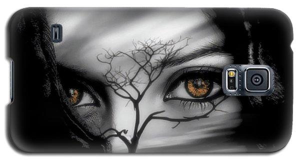 Allure Of Arabia Galaxy S5 Case