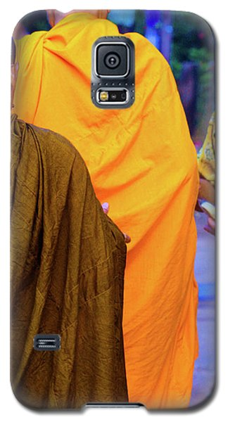 Alms For The Monks Galaxy S5 Case