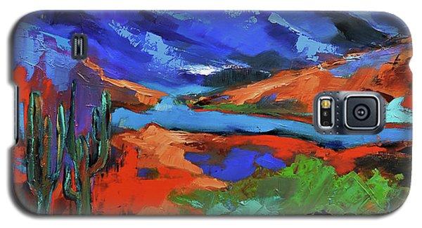 Along The Trail - Arizona Galaxy S5 Case