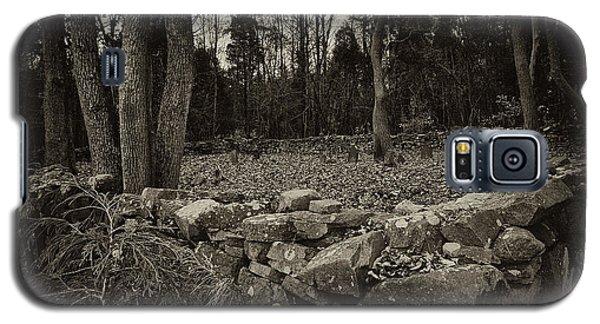 Alpine Benders Cemetery Galaxy S5 Case