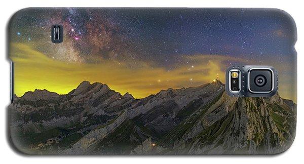 Alpstein Nights Galaxy S5 Case