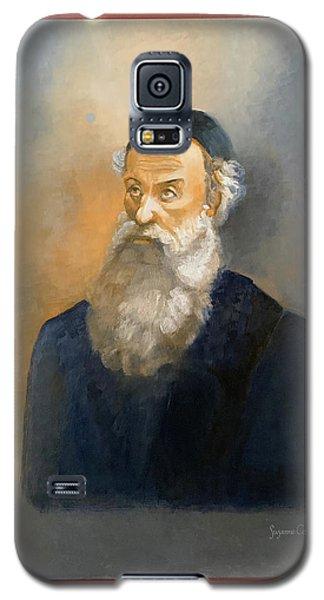 Alter Rebbe Schneur Zalman Galaxy S5 Case