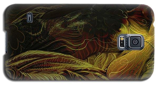 Amber Light Galaxy S5 Case