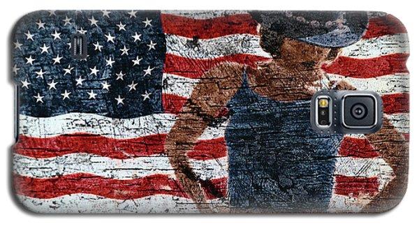 American Woman Galaxy S5 Case