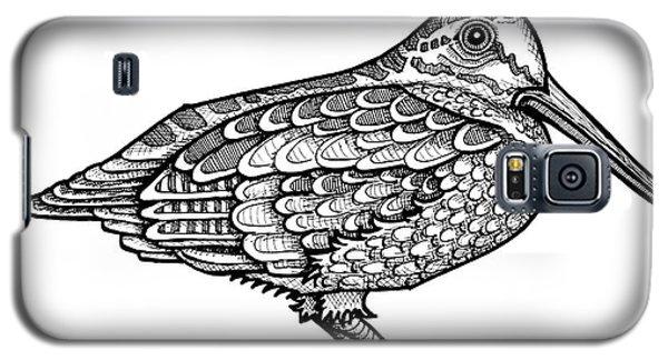 American Woodcock Galaxy S5 Case