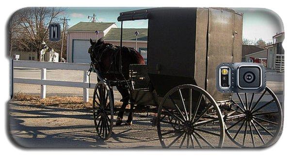 Amish Transportation Galaxy S5 Case