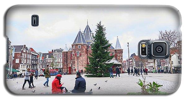 Amsterdam Christmas Galaxy S5 Case