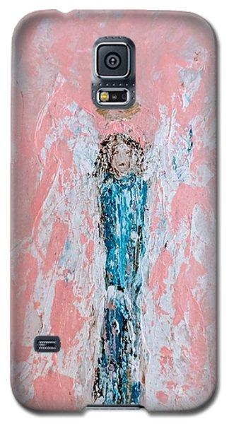 Amy's Angel Galaxy S5 Case