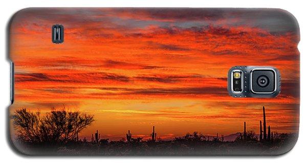 An Arizona Sky Galaxy S5 Case