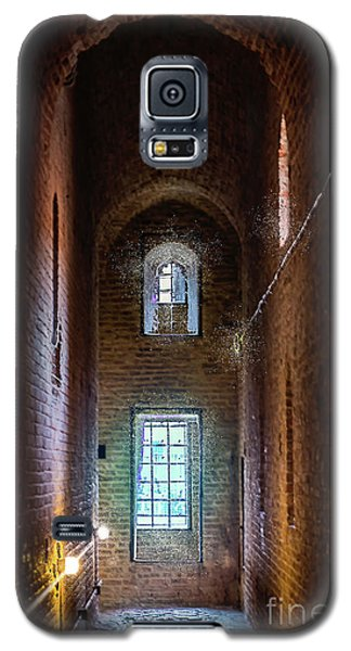 An Entrance To The Casemates Of The Medieval Castle Galaxy S5 Case