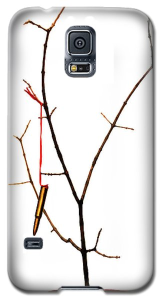 And A Cartridge In A Bare Tree... Galaxy S5 Case