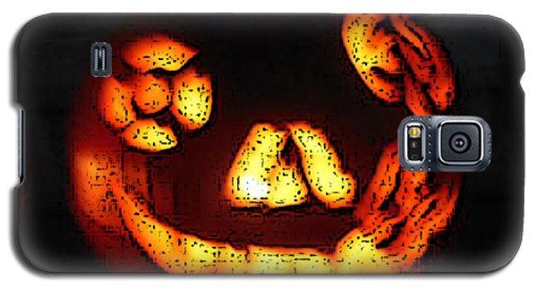 Andy's Jack O Lantern Galaxy S5 Case