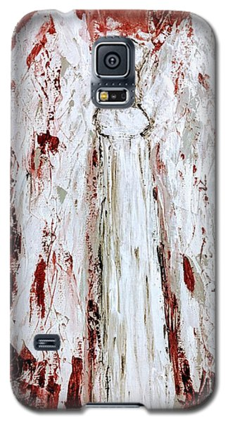 Angel Against Violence Galaxy S5 Case
