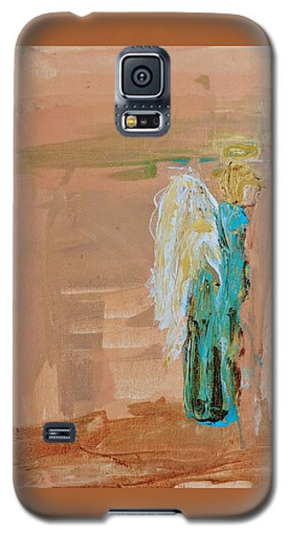 Angel Boy In Time Out  Galaxy S5 Case