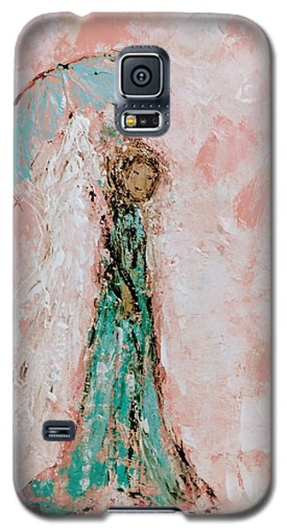 Angel By Your Side Galaxy S5 Case